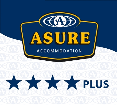 ASURE 4 star rated motel accommodation